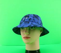 New Under Armour Youth Boys Bucket Hat Black Camo Style # 12