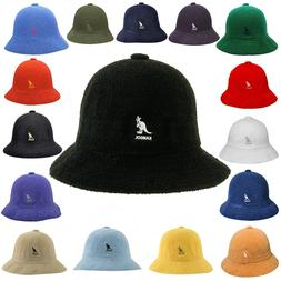 NEW100% Authentic KANGOL Bermuda Casual Bucket Cap Hat 0397B