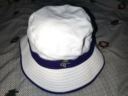 NFL Minnesota Vikings New Era Bucket Boonie Hat Cap