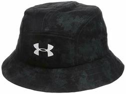 nwt boys ua bucket hat black one