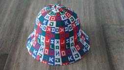 NWT Kangol Colour Cube Casual Bucket Hat Color Cube Size M K