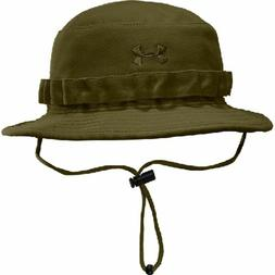 NWT NEW UNDER ARMOUR MEN MARINE OD GREEN TACTICAL BUCKET HAT