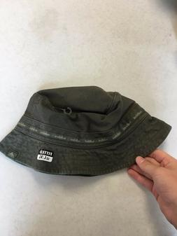 NWT ADIDAS WOMEN'S ARMY GREEN BUCKET HAT LARGE/XLARGE FREE S