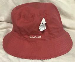 NWT womens Carhartt reversable bucket hat cap