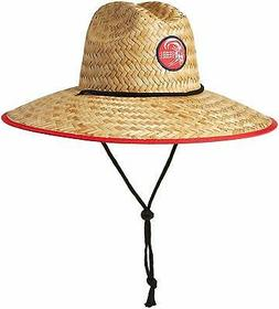 O'Neill Men's Sonoma Prints Straw Hat, Stars/Stripes, ONE, T