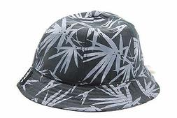 adidas Originals Men's Black & Gray Toner Bucket Style Cap H