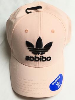 Adidas Originals Trefoil Plus Precurve Icey Pink Black Logo