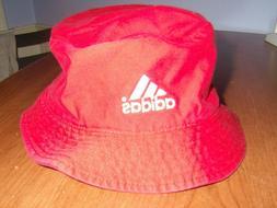Adidas Originals Washed Scarlet Red Summer Beach Skater Stre