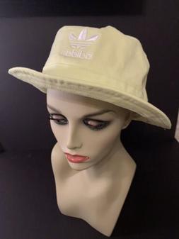 ADIDAS Originals Washed Women's Yellow Bucket Hat