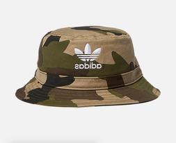 Adidas Originals Woodland Camo All Over Print Summer Bucket
