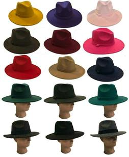 Outback Ranger Aussie Felt Western Cowboy Fedora Dress Bucke