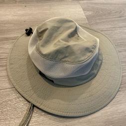 Dorfman Pacific Outdoor Design Bucket Sun Hat XL Camping Fis