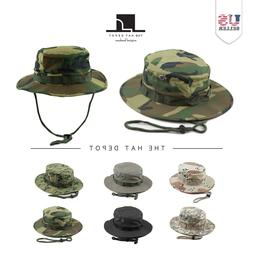 Bucket Hat - The Hat Depot  Premium Quality Military Boonie