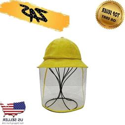 Protective Bucket Hat with Safety Face ShieldFor Child