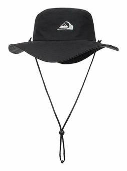 Quiksilver Men's Bushmaster Floppy Sun Beach Hat Waterman Me