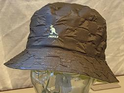 Kangol Quilted Lightweight Reversible Bucket RARE Large UNIQ