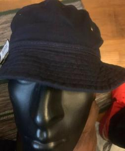 RaRe Blue Bucket Hat Fishing Cap Hip hop Unisex Summer Beach