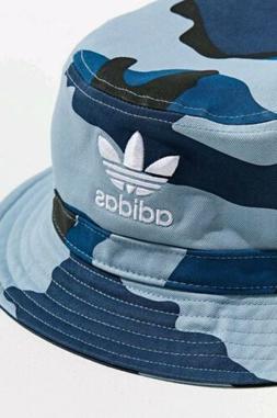 RARE NEW UNISEX adidas Originals  Bucket LEGEND MARINE CAMO