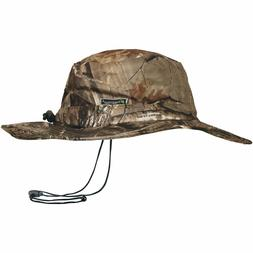 Frogg Toggs REALTREE Boonie Bucket Hat CAMO Waterproof Packa