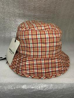 reversible bucket hat redwood s m