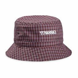SALE EVENT! Carhartt Alistair Bucket Hat Black / Etna Check