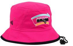San Antonio Spurs New Era Dark Basic Tipped Bucket Cap Hat $