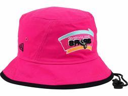 SAN ANTONIO SPURS - NBA NEW ERA TIPPED ROSE PINK BLACK BUCKE