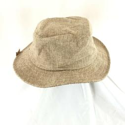 Outdoor Research Santos Bucket Sun Hat Jute Beige Lightweigh