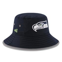Seattle Seahawks New Era NFL Training Camp Bucket Floppy Tea