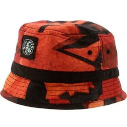 Diamond Supply Co Simplicity Bucket Hat red