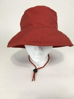 Sloggers Bucket Hat Red Medium NWT