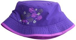 Outdoor Research Kids' Solstice Sun Bucket Hat, Purple Rain,