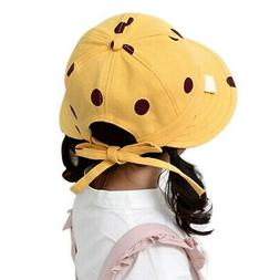 Spring Baby Boys Girls Bucket Hats with Ear Design Caps Reve