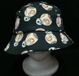 BIOWORLD Star Wars Bucket Hat OB371QSTWOOHAOO NWT 1 Size Fit