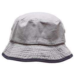 Summer Adventure Foldable 100% Cotton Stone-Washed Bucket Ha
