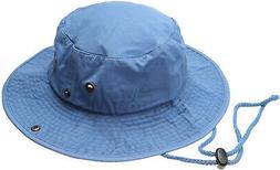 Summer Outdoor Boonie Hunting Fishing Safari Bucket Sun Hat