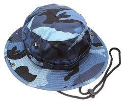 Summer Outdoor Boonie Hunting Fishing Safari Bucket Sun Hat