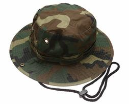 MIRMARU Summer Outdoor Boonie Hunting Fishing Safari Bucket