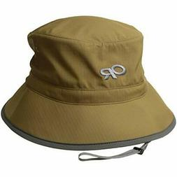 Sun Accessories Bucket Hat, Coyote, X-Large Clothing
