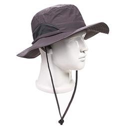 Home Prefer Outdoor Sun Cap Fishing Hat Camouflage Bucket Me