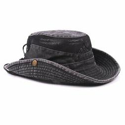 sun hat for men cotton embroidery summer