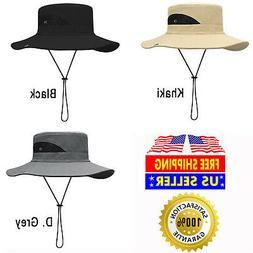Sun Hat for Men/Women Sun Protection Wide Brim Bucket Hat Wa