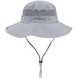 Sun Hats Unisex Outdoor Cap Camouflage Bucket Mesh Boonie