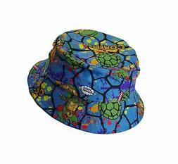 Teenage Mutant Ninja Turtle Royal Blue Bucket Hat