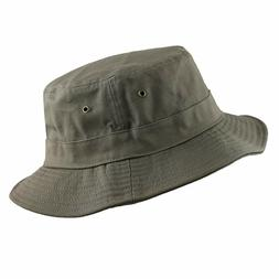 the hat depot 100 percent cotton canvas