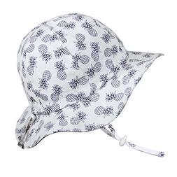 toddler children uv protective cotton sunhats 50