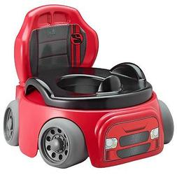 Training Wheels Racer Fun 2 In 1 Potty System Detachable Bab