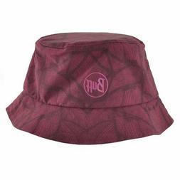 Buff Trek Bucket Hat One Size, Caly x Dark Red