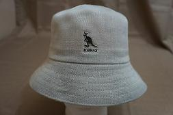 KANGOL Tropic Lahinch Bucket Hat 6079 BC S Small Tan