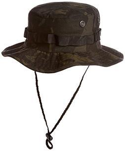 Tru-Spec Boonie, Multi Camo Black, Size 7